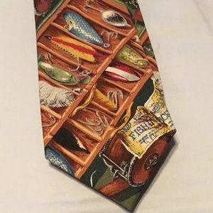 Fishing Tie